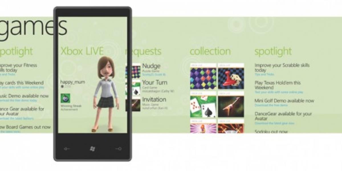 Microsoft pretende multijugador en tiempo real entre Windows Phone 7 y Xbox 360