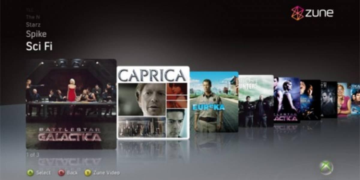 CES10: Video Marketplace de Xbox llegará a más países, ninguno latinoamericano