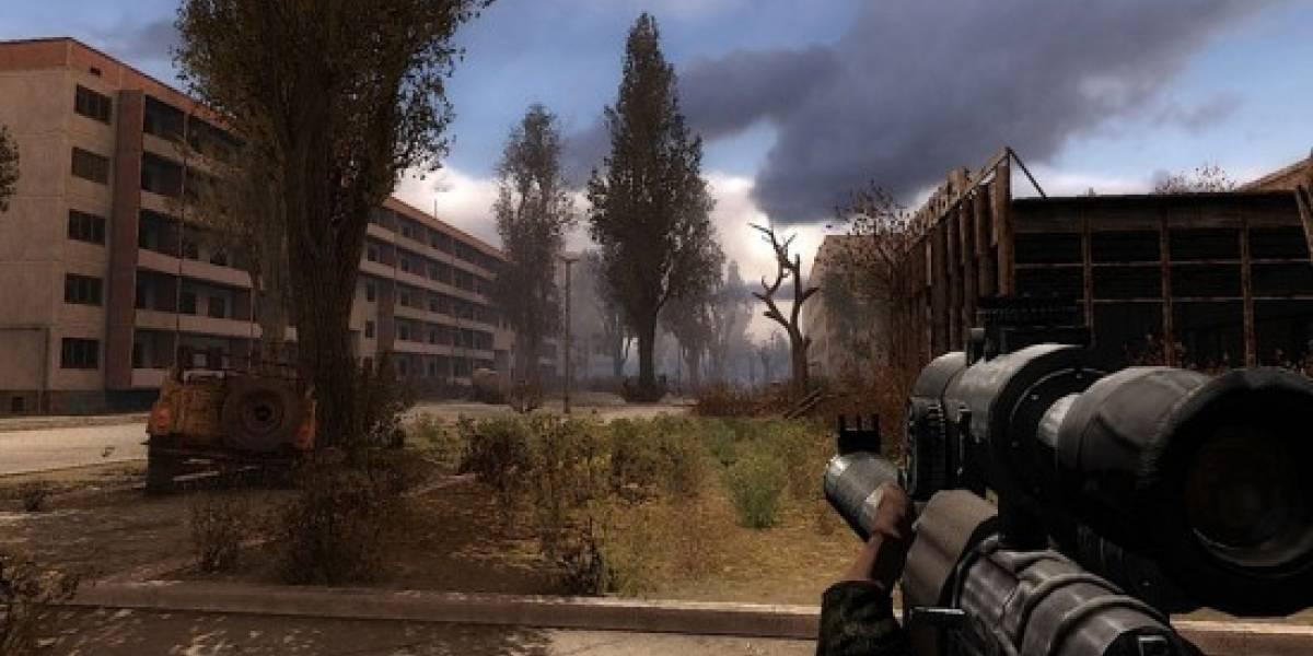 S.T.A.L.K.E.R.: Call of Prypiat será exclusivo de PC [gamescom 09]