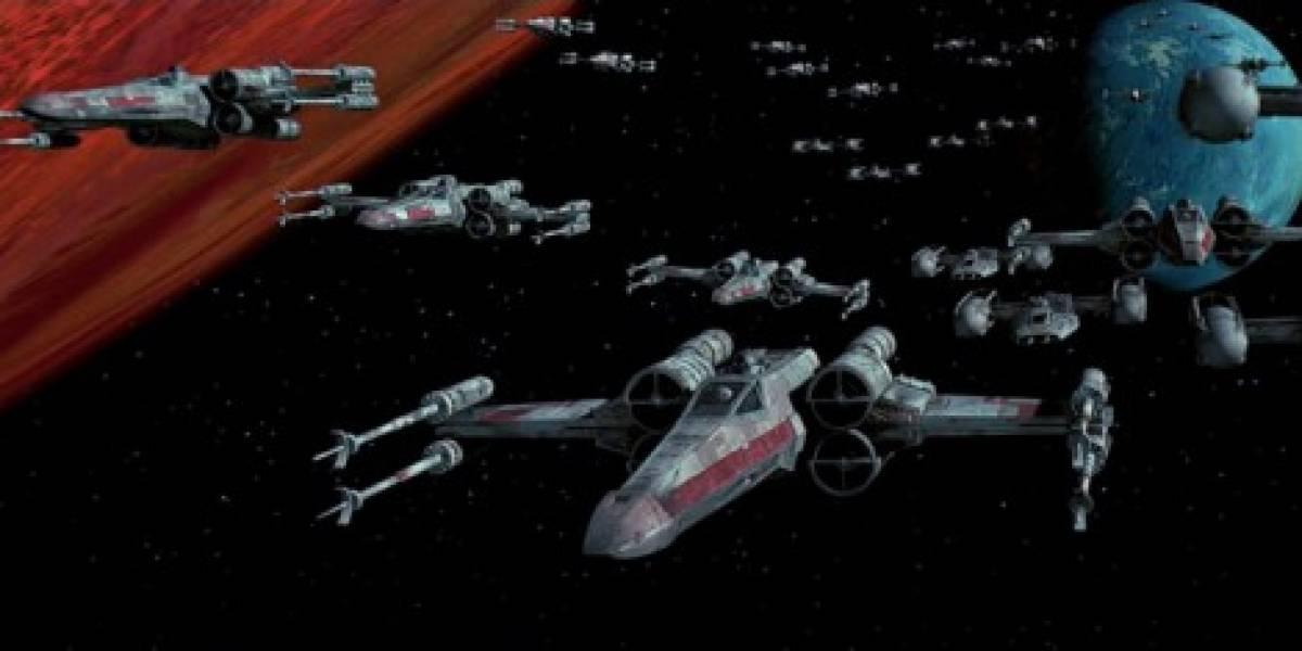 Futurología: LucasArts presentará un nuevo Star Wars: Starfighter en el E3
