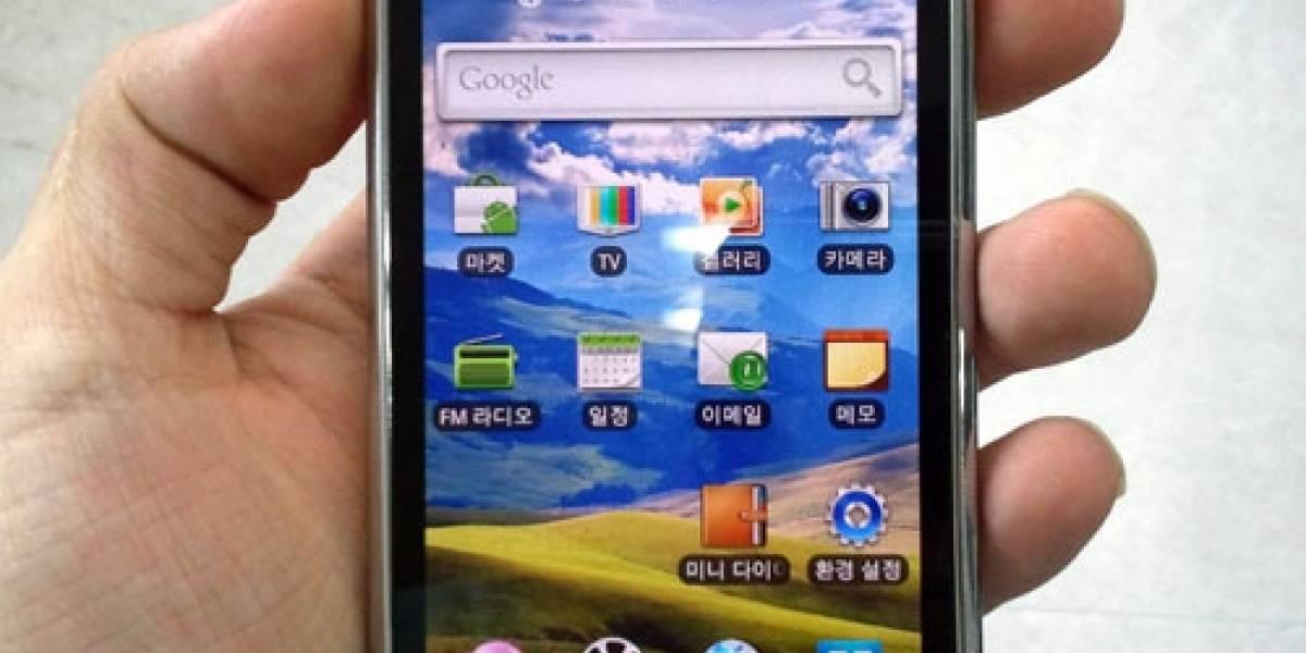 Samsung y su reproductor de medios con Android al estilo iPod Touch