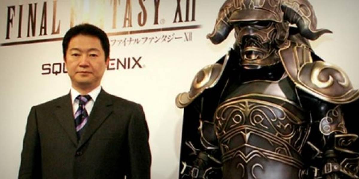 CEO de Square-Enix: Final Fantasy XIII podría ser el último