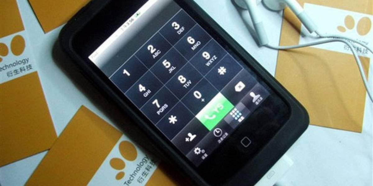 Yosion permite convertir el iPod Touch en un teléfono gracias a su carcasa Peel 520 (con video)