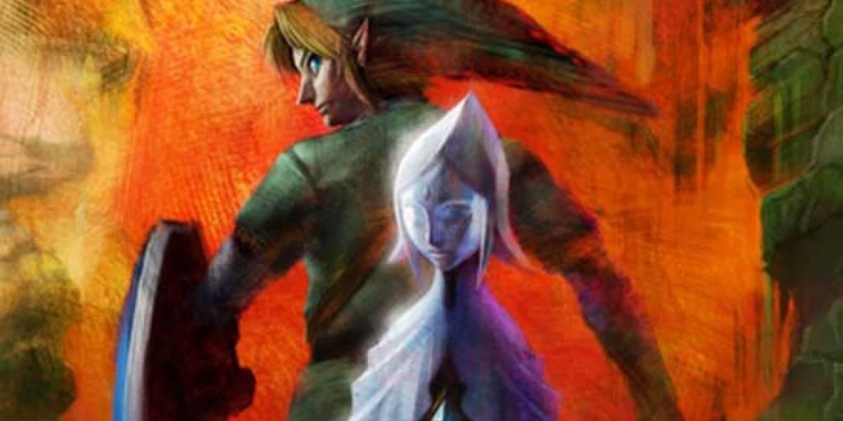El nuevo Zelda será exclusivo de Wii Motion Plus y se podrá jugar en el E3