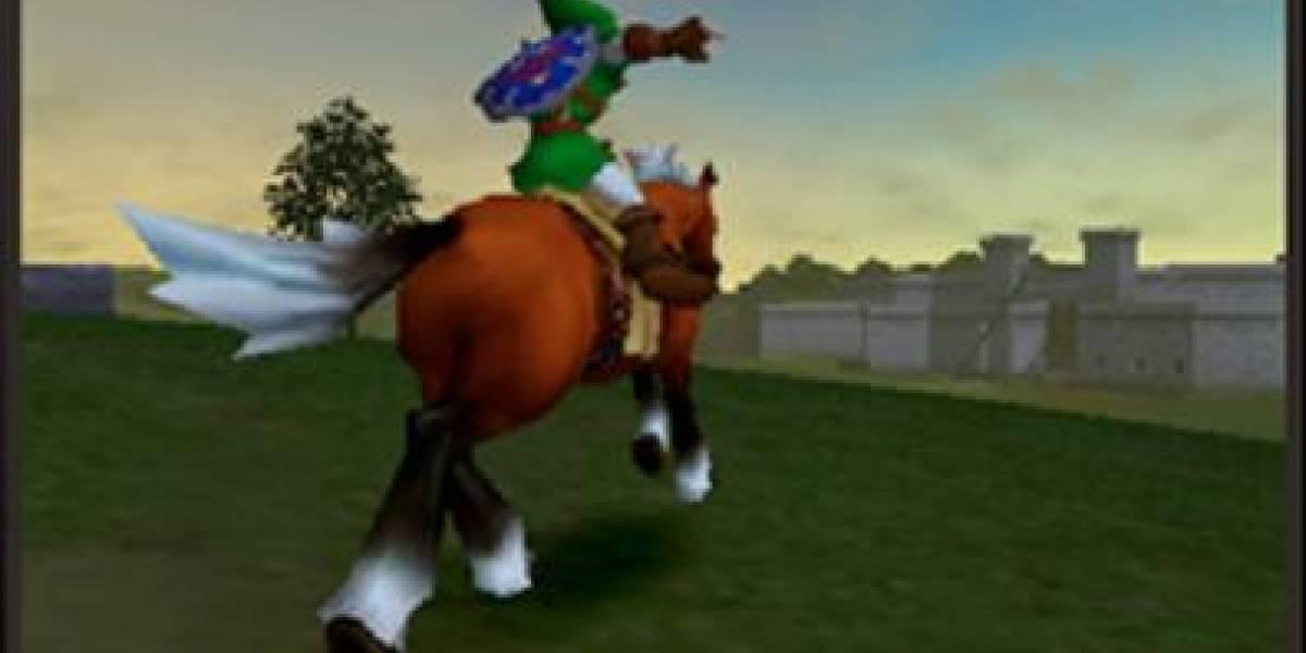 Confirmado: Ocarina of Time para Nintendo 3DS [E3 2010] [Actualizado]
