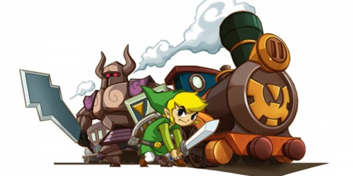 The Legend of Zelda: Spirit Tracks para el 7 de diciembre