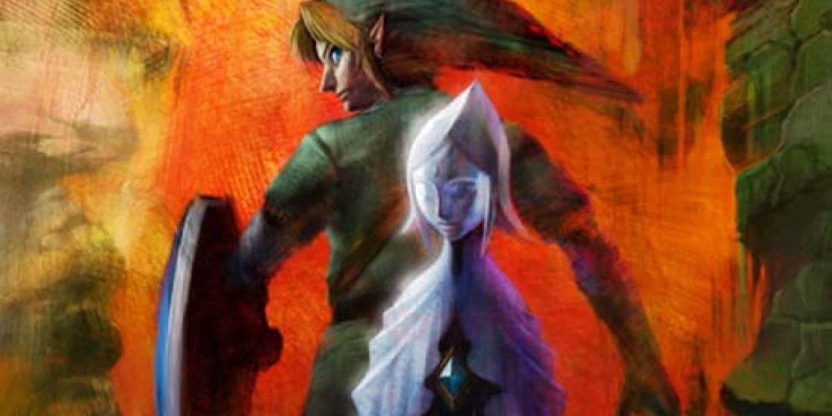 Futurología: Nuevos detalles de Zelda Wii