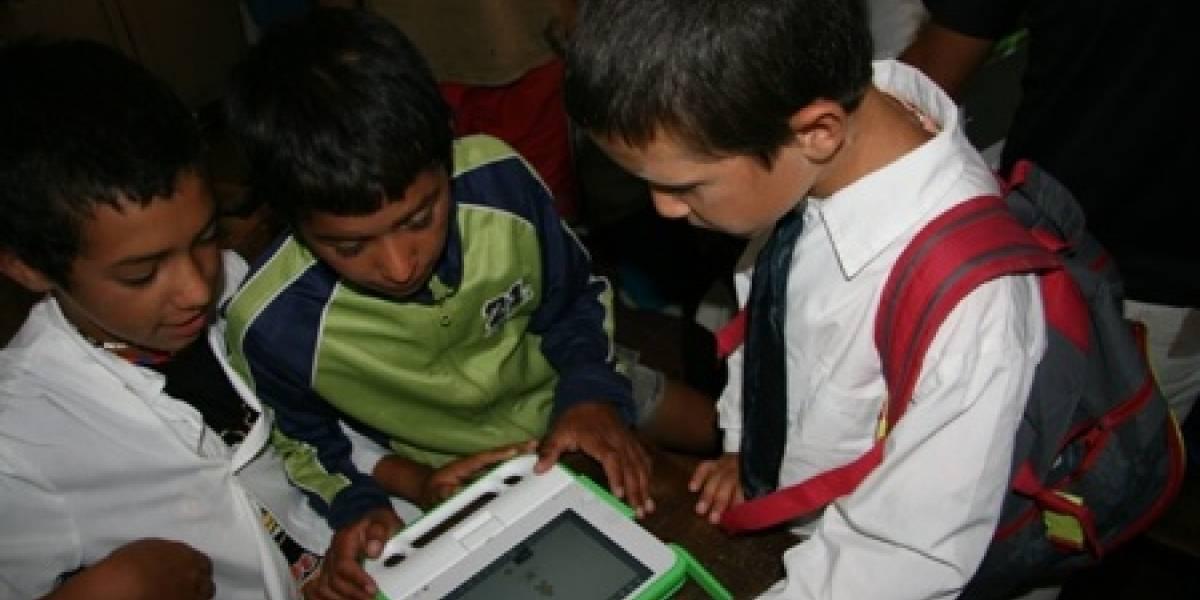 OLPC ya es una realidad en Uruguay y Perú encarga 260.000 unidades