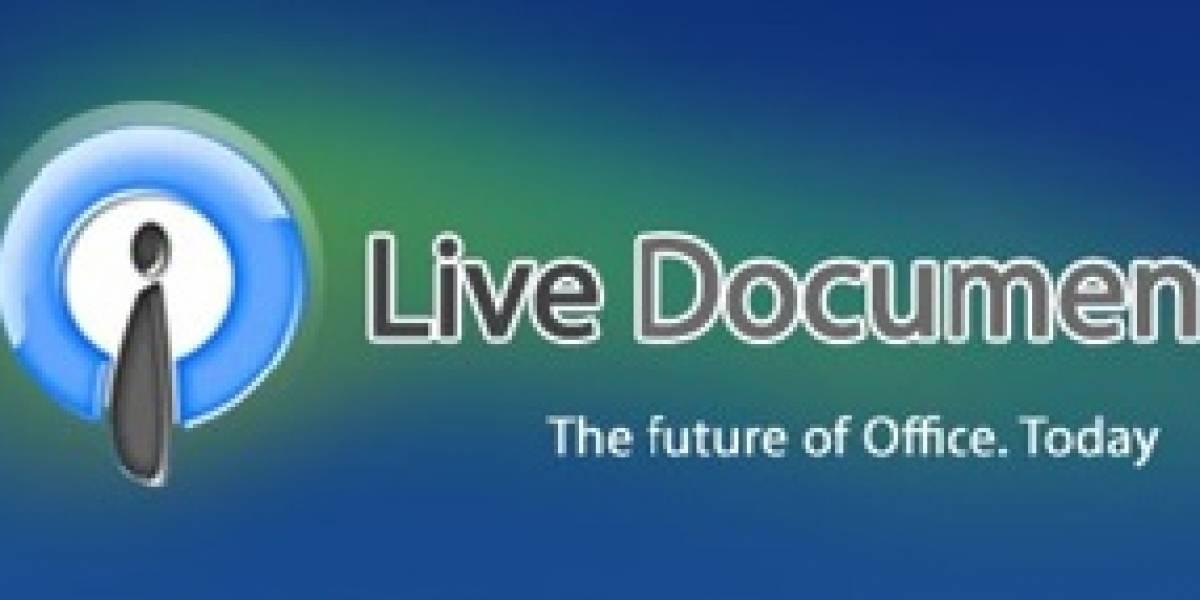 Live Documents anuncia su llegada y promete ser una amenaza para MS Office