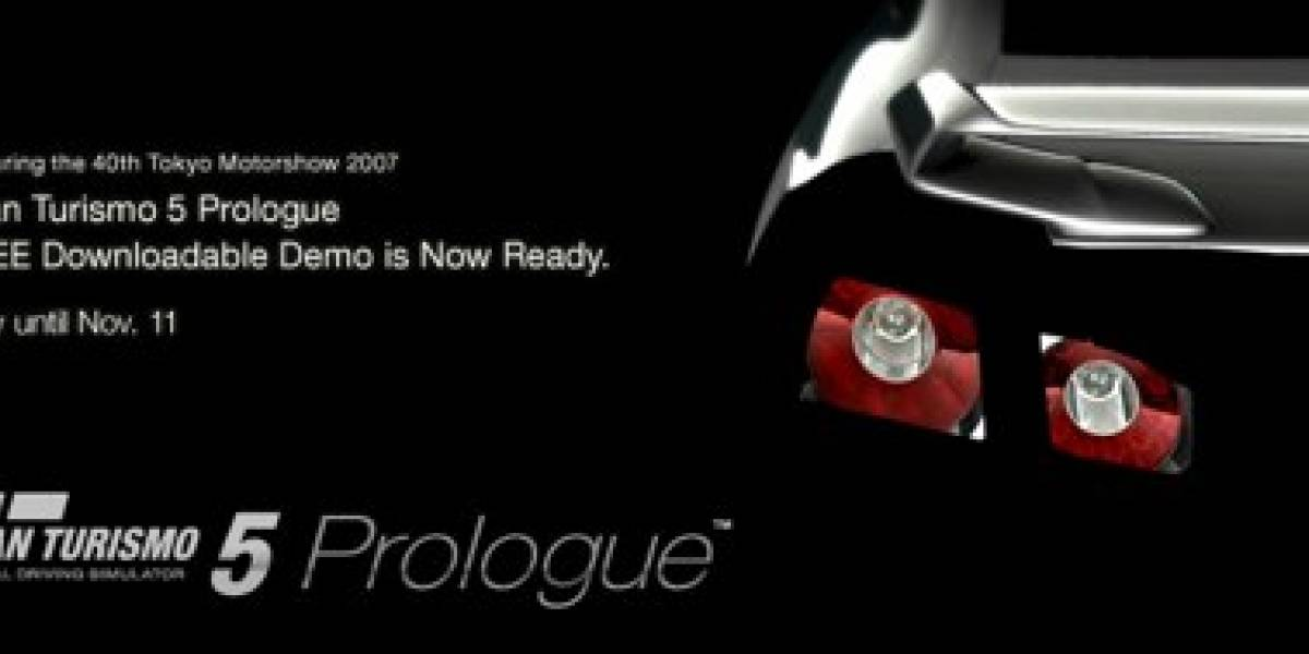 Demo de Gran Turismo 5 Prologue ya disponible para PS3