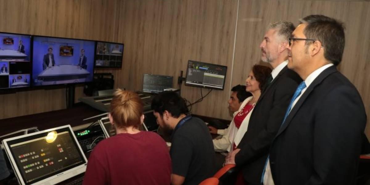 Radio U. de Santiago será la primera emisora digital experimental de Chile