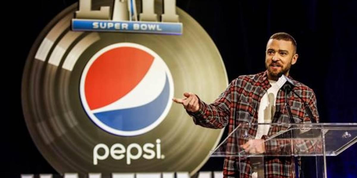 Justin Timberlake promete un gran show para el medio tiempo del Super Bowl