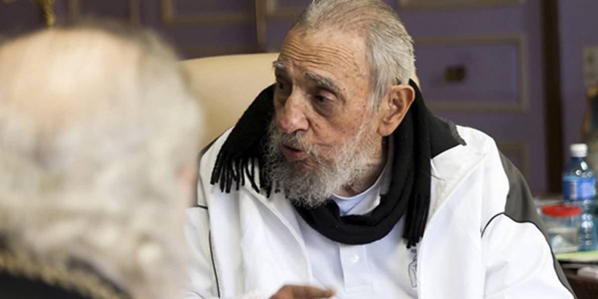 Medios informan muerte de hijo de Fidel Castro