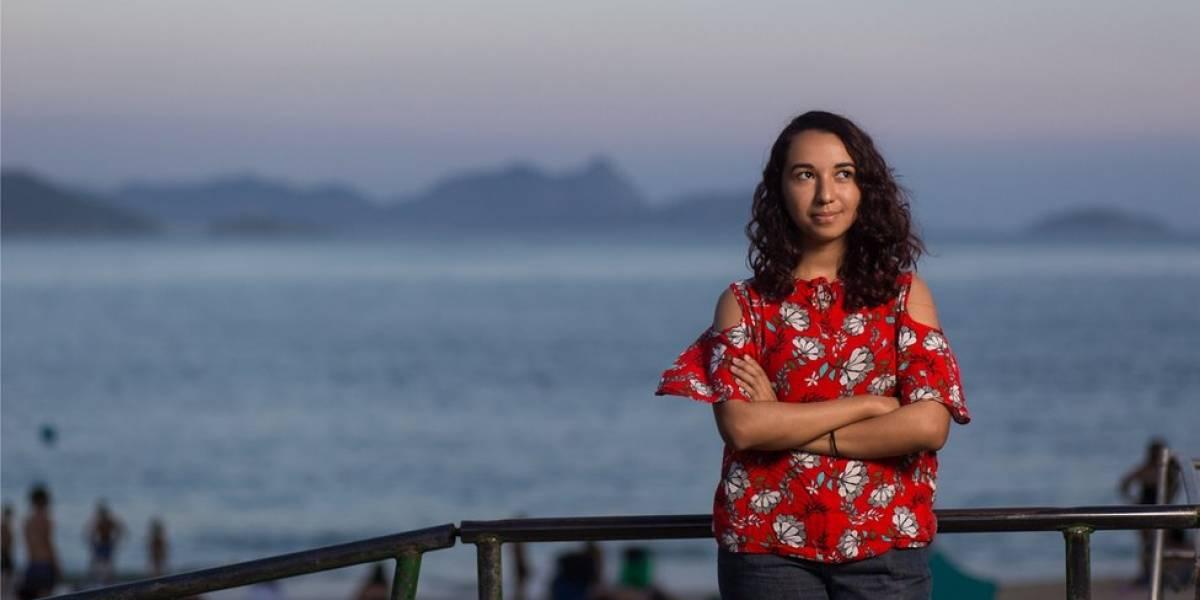 'O professor pagava meu almoço': a jovem de periferia aprovada em um dos vestibulares mais difíceis do país