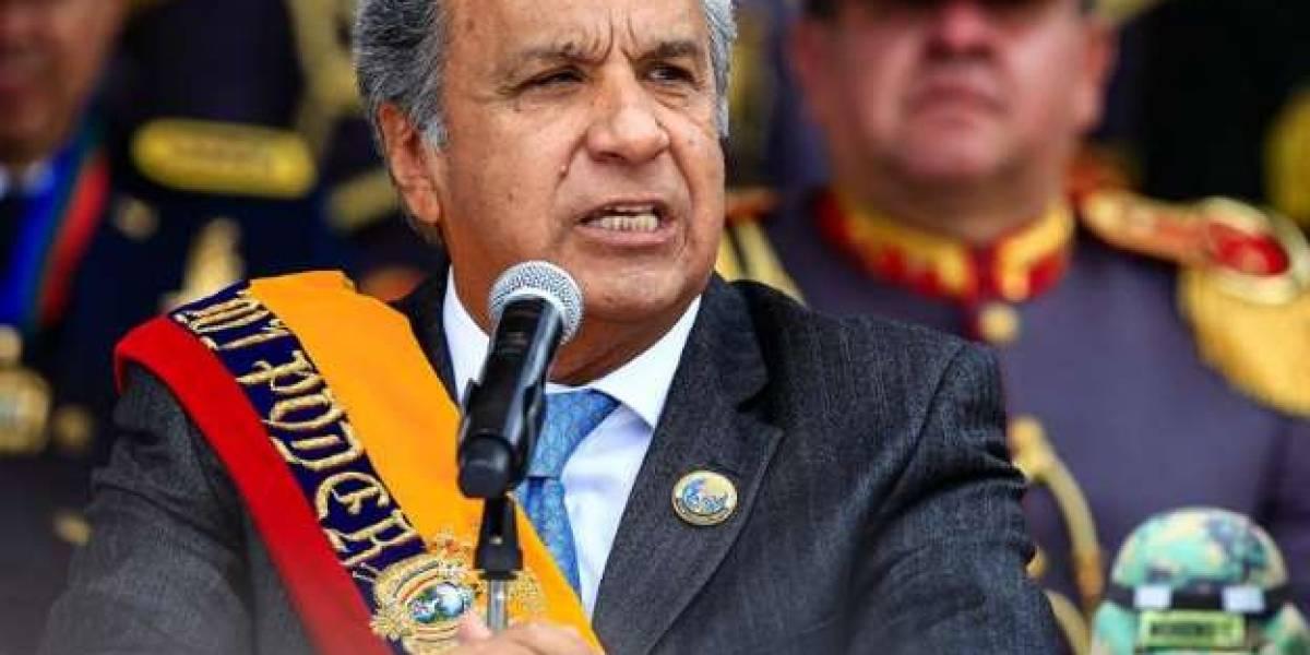 Lenín Moreno destaca primera participación del país en Juegos Olímpicos de Invierno