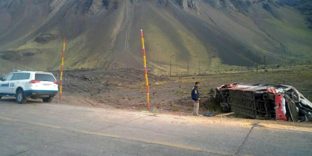 Fatal accidente de bus chileno en Argentina: Dueña de Meltur afirma que máquina era del año 2015 y que recién había recibido mantención