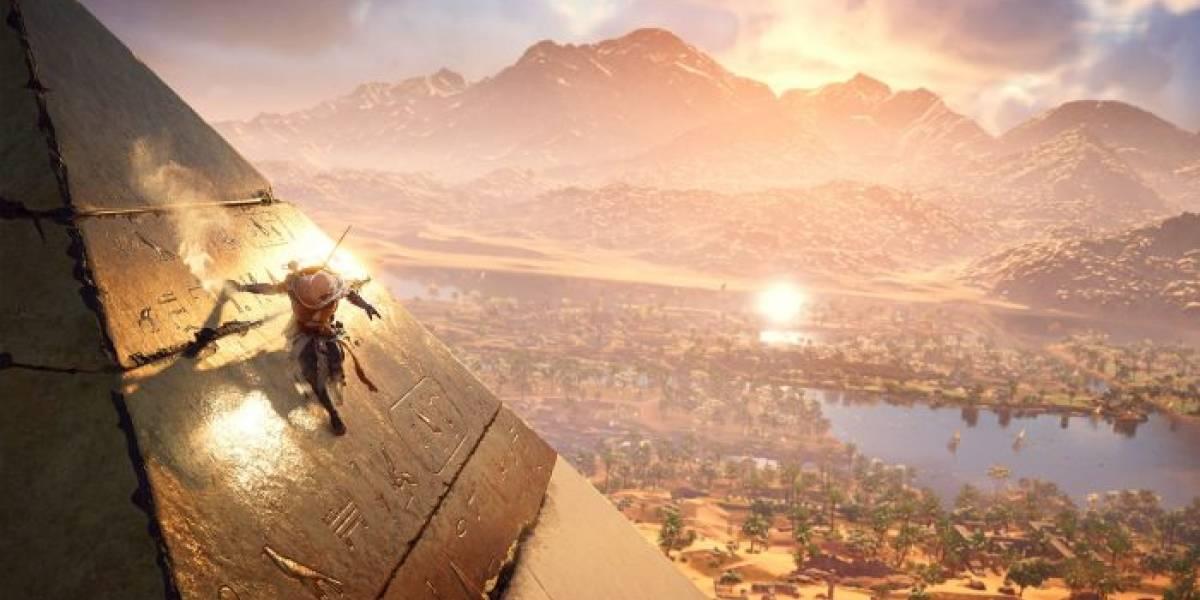 Assassin's Creed: Origins recibirá el modo New Game Plus