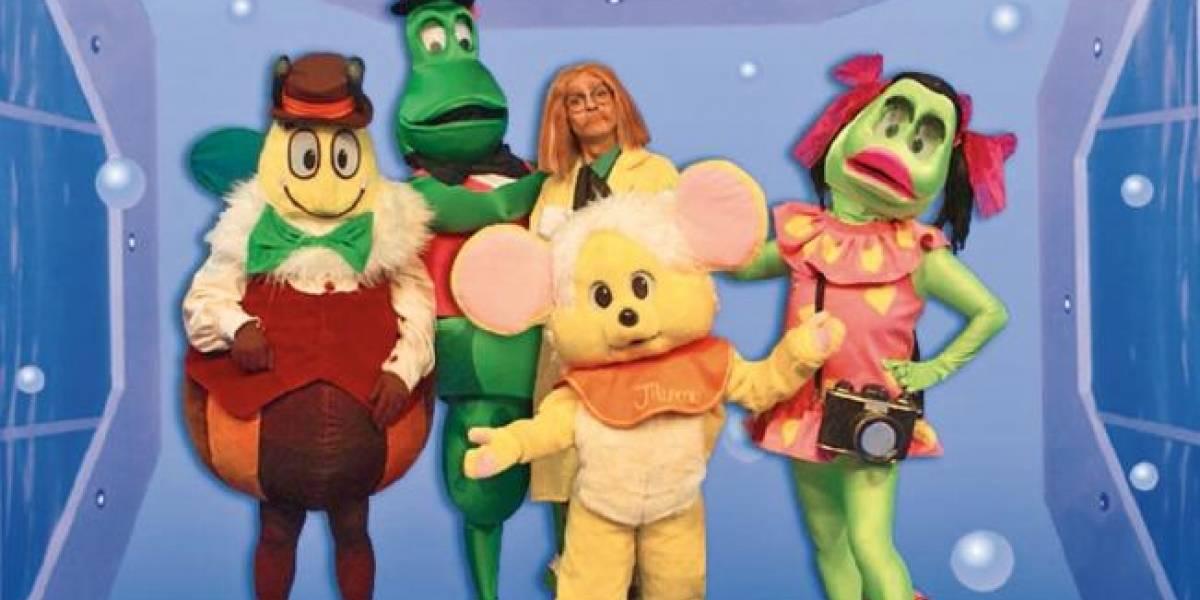 Odisea Burbujas regresa a la televisión