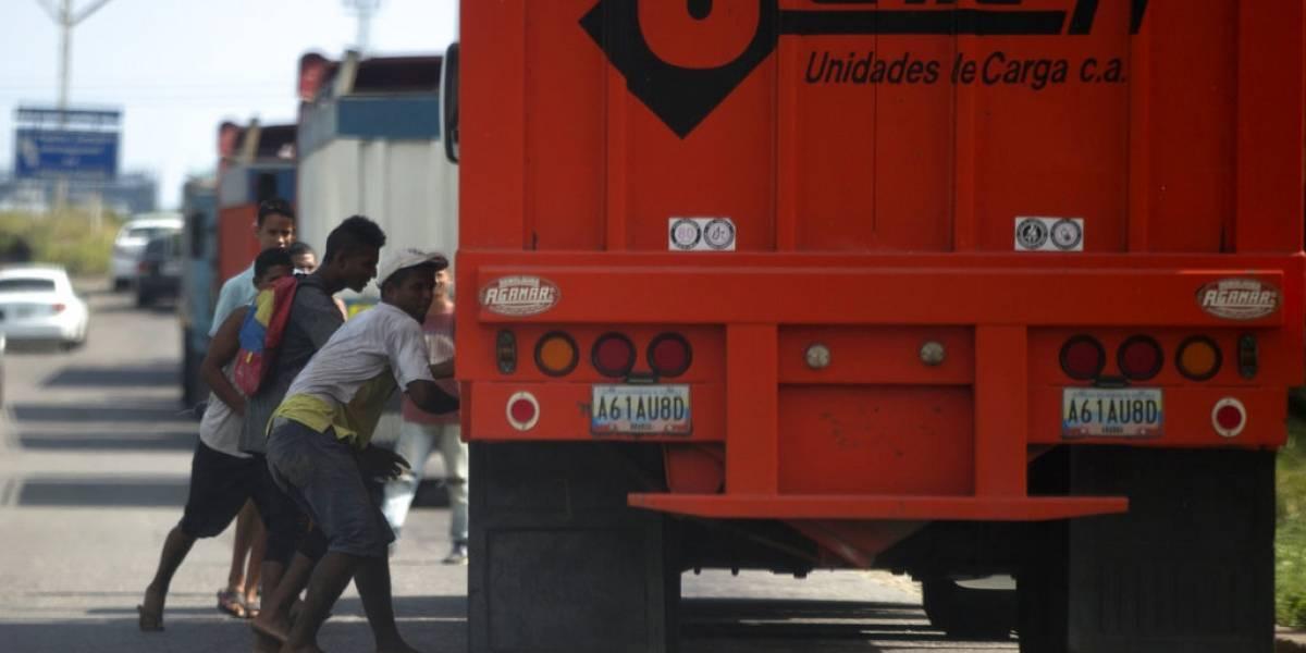 Cae banda que prostituía niños a cambio de comida en Venezuela
