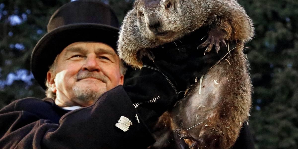 Día de la marmota: Phil anuncia seis semanas más de invierno