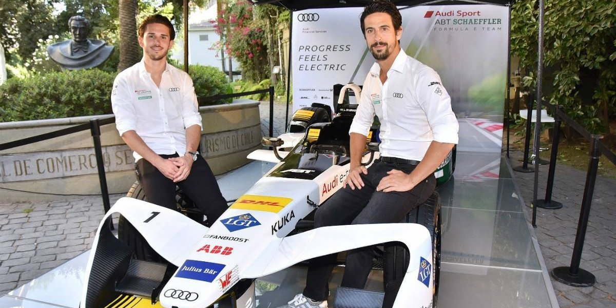 Audi Sport Abt espera enrielarse en Santiago
