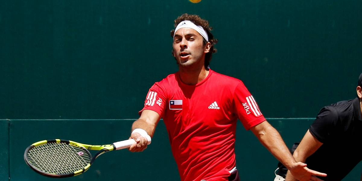 Así vivimos el primer día de la serie de Copa Davis entre Chile y Ecuador