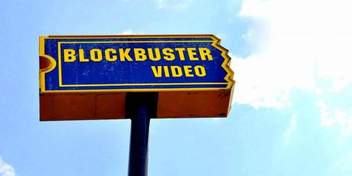 Cierra otra tienda Blockbuster y solo quedan siete en el mundo