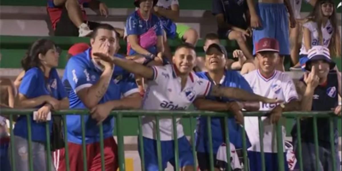 Nacional arriesga la expulsión de la Libertadores por las crueles burlas de sus hinchas contra Chapecoense