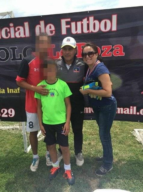 Club de fútbol Colo Colo de Lo Boza