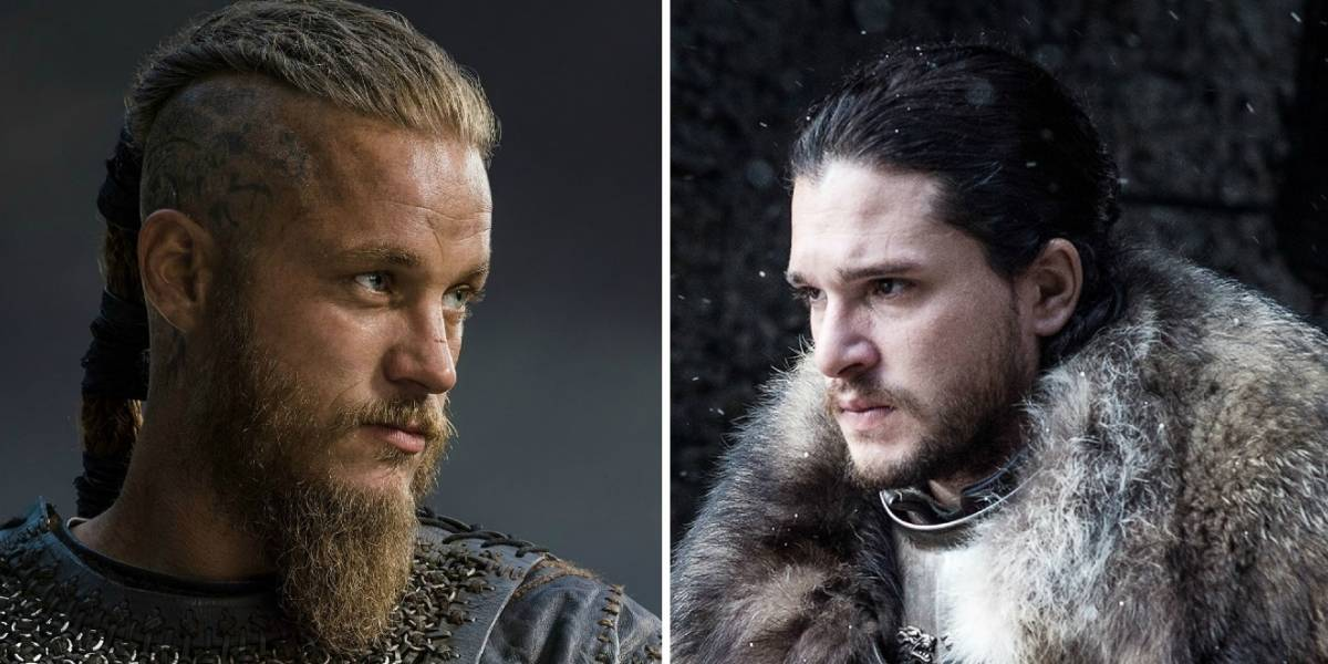 """Ragnar vs Jon: Creador de """"Vikingos"""" cree que la serie es la """"versión madura"""" de """"Game of Thrones"""""""