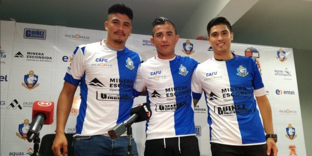 Felipe Flores liderará la formación de Antofagasta para derribar a Colo Colo