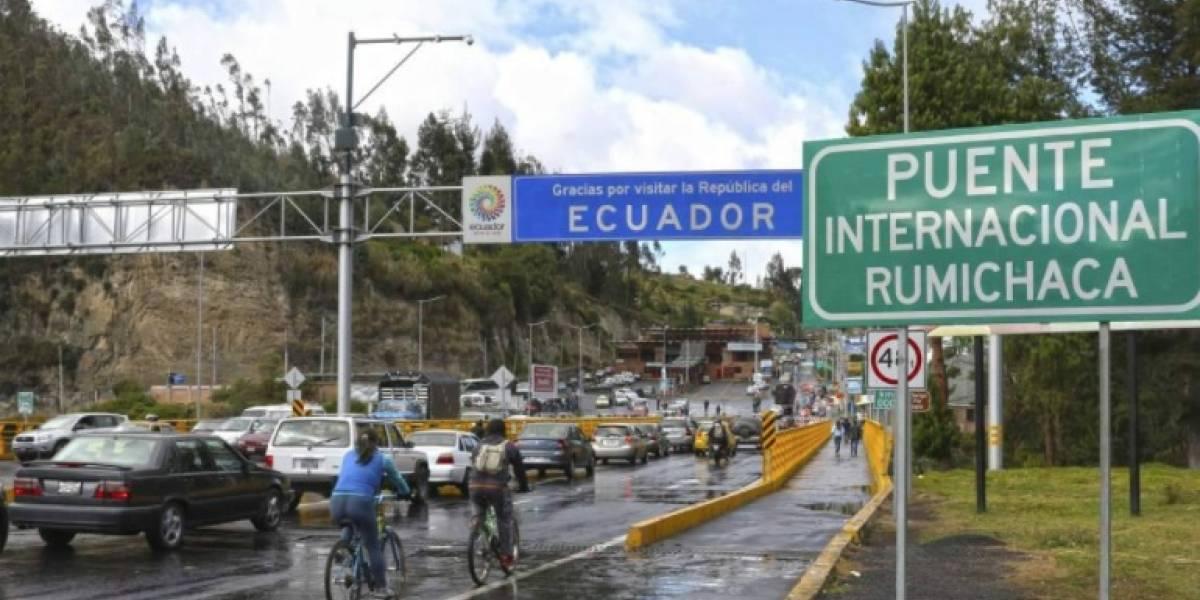 Ecuador reforzará la seguridad en la frontera norte