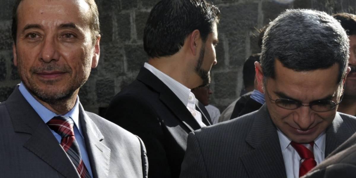 Contraloría auditará patrimonios de Fernando y Vinicio Alvarado