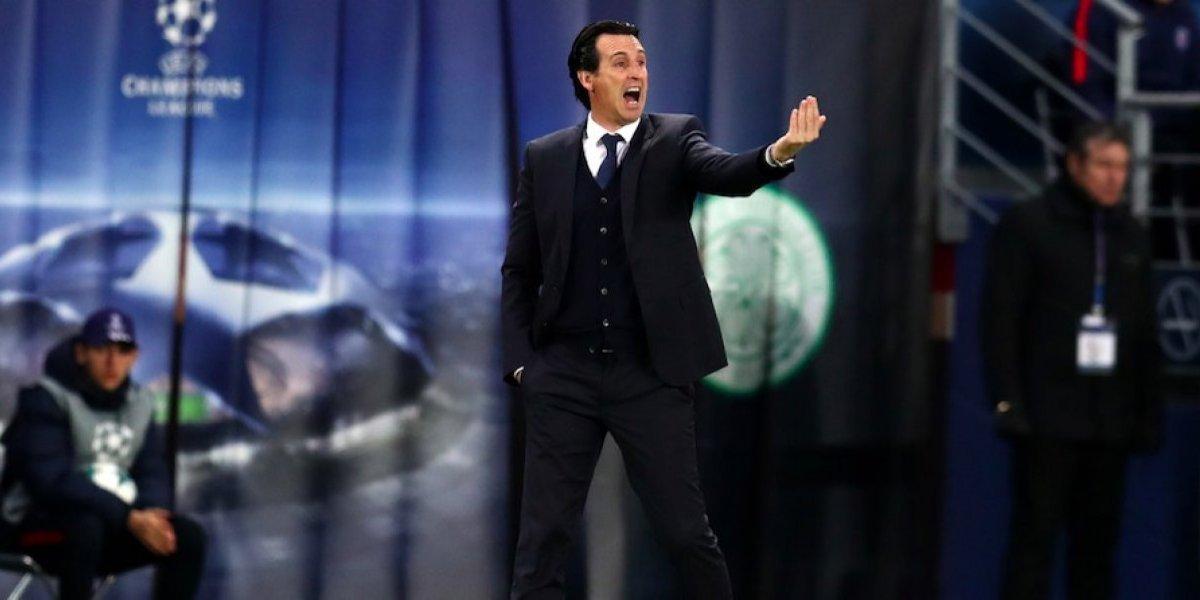 Todavía no tenemos al Madrid en la mente: técnico del PSG