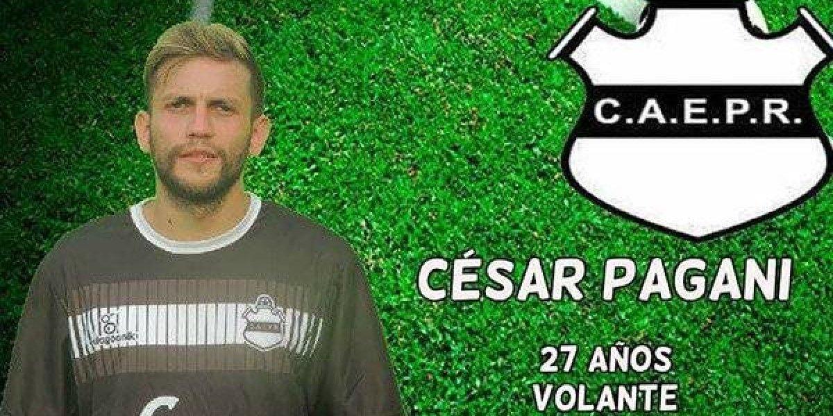César Pagani amenaza de muerte a su entrenador para ser titular