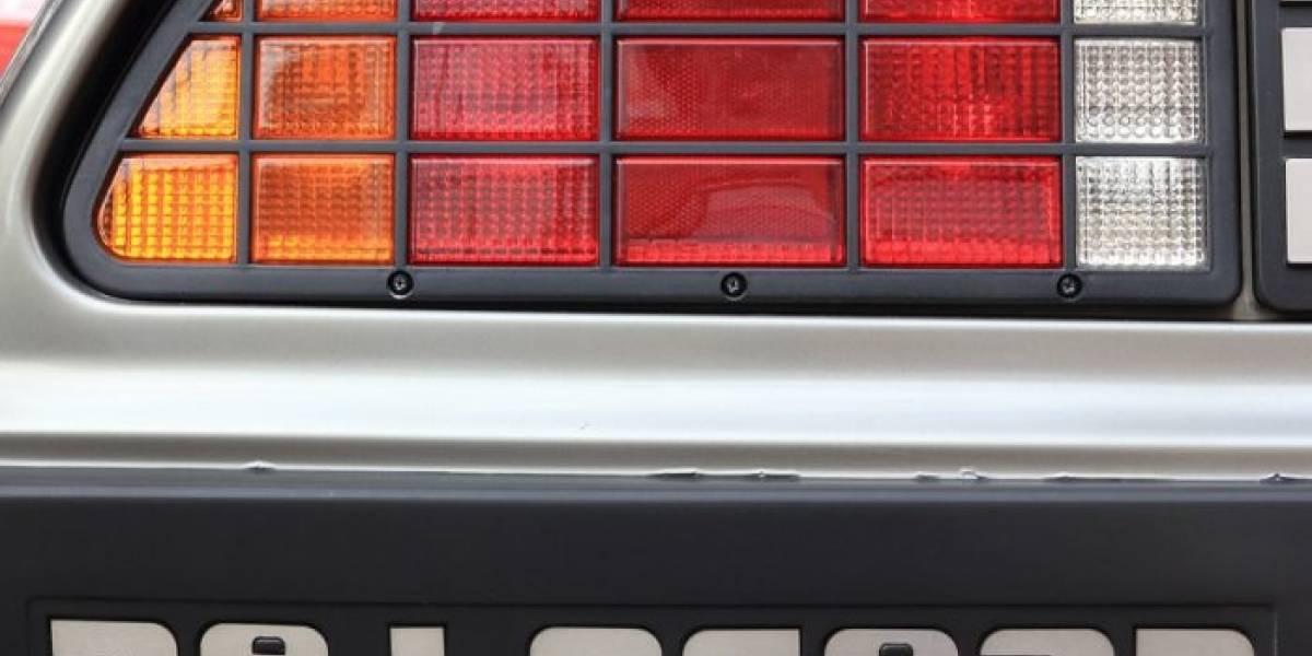 El DeLorean estará de vuelta muy pronto