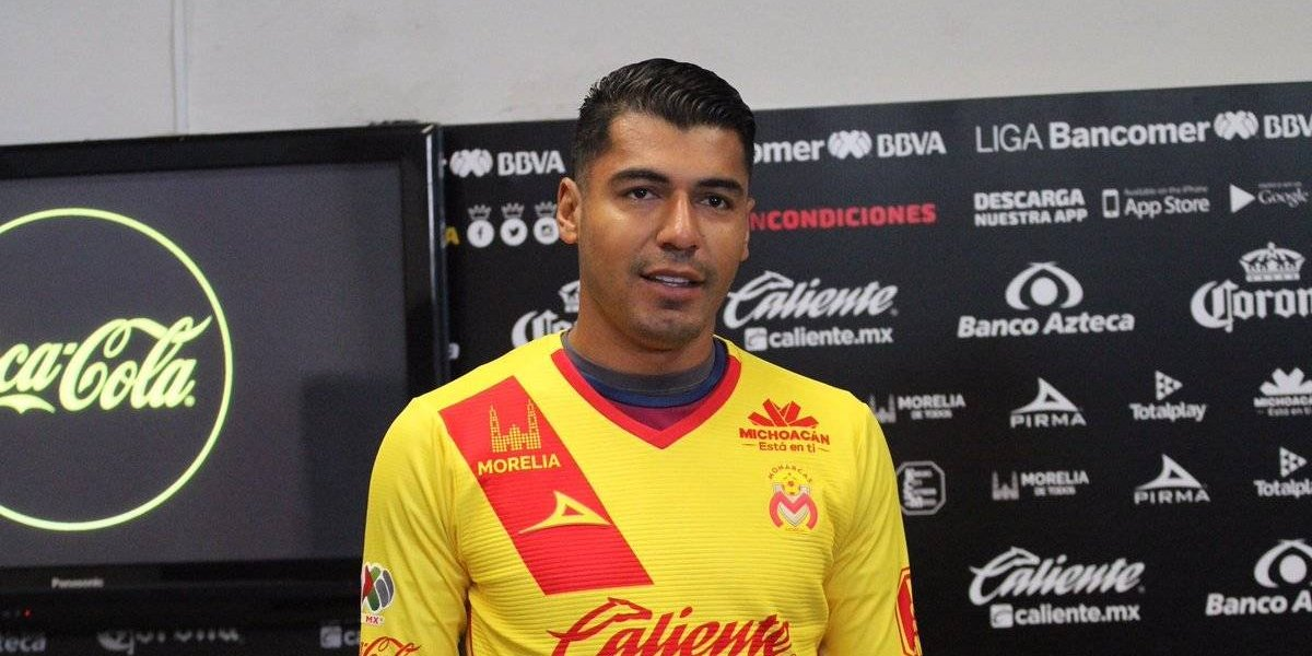 Morelia presenta a su último refuerzo del Clausura 2018