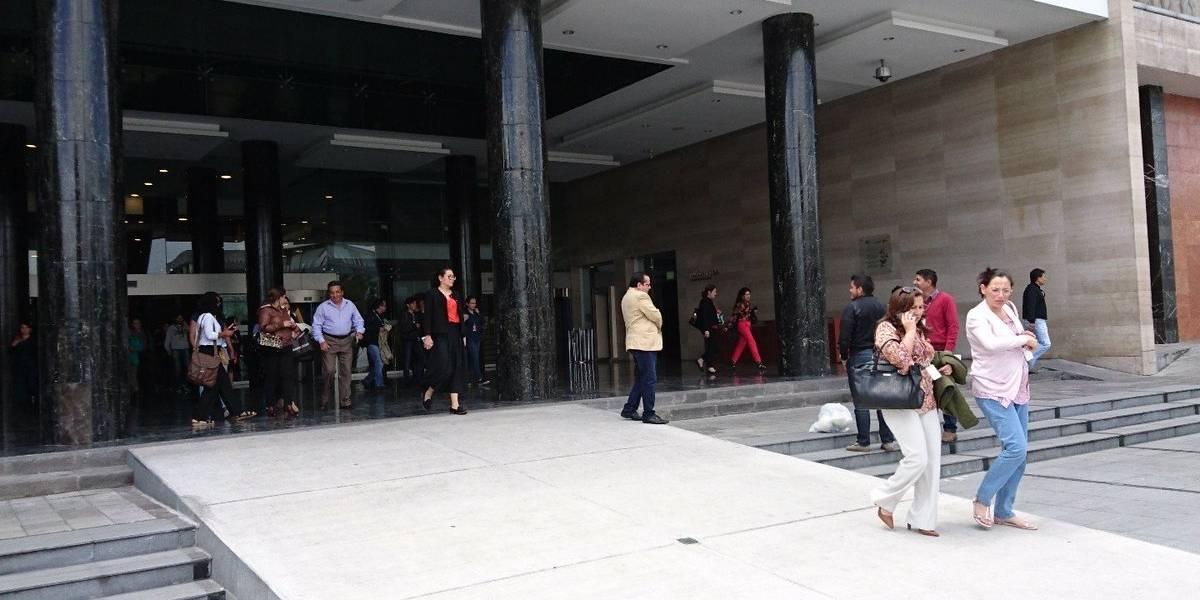 Amenaza de bomba en la Asamblea Nacional