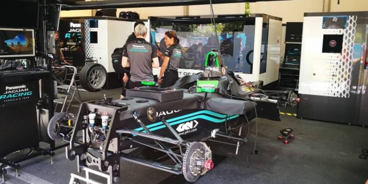 Fórmula E: Así es la tecnología detrás de la carrera que recorrerá Santiago