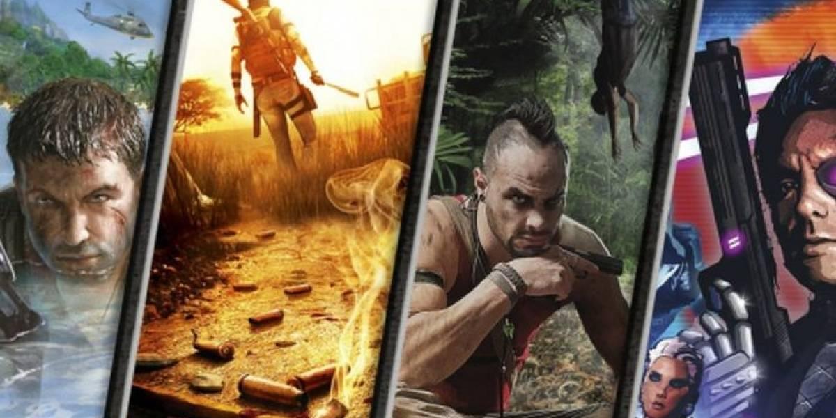 La franquicia Far Cry tiene importantes descuentos en Steam