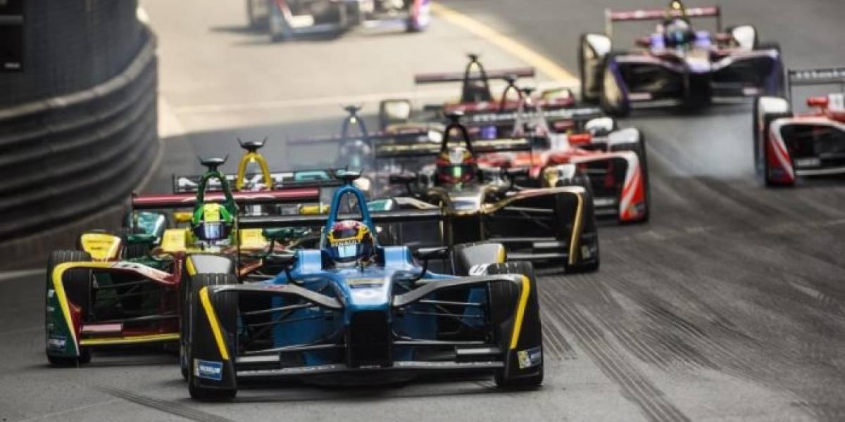 Fórmula E: Recorrido virtual muestra cómo será la próxima fecha en Chile