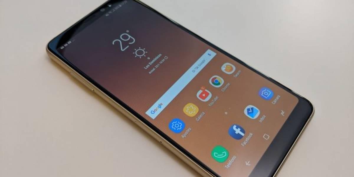El Galaxy A8+ 2018 de Samsung es prácticamente un gama alta [FWLabs]