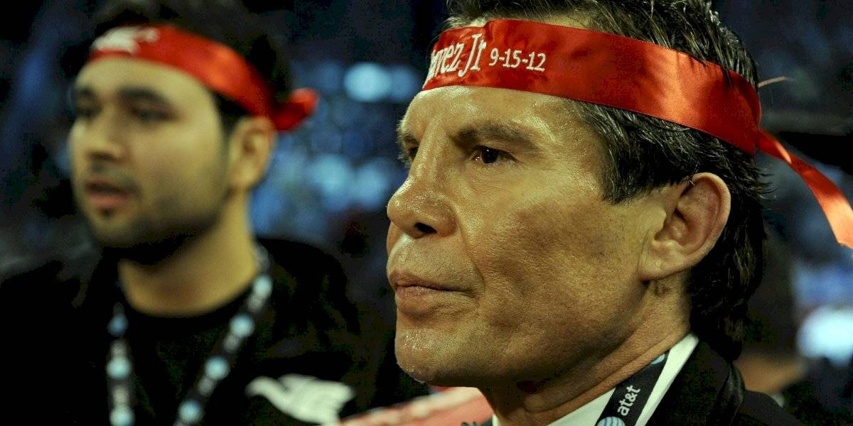 VIDEO: Julio César Chávez presume envidiable físico en su cumpleaños 57
