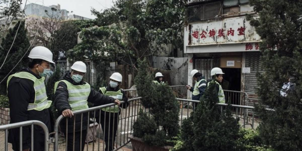 Bomba de la Segunda Guerra Mundial provoca evacuación en Hong Kong