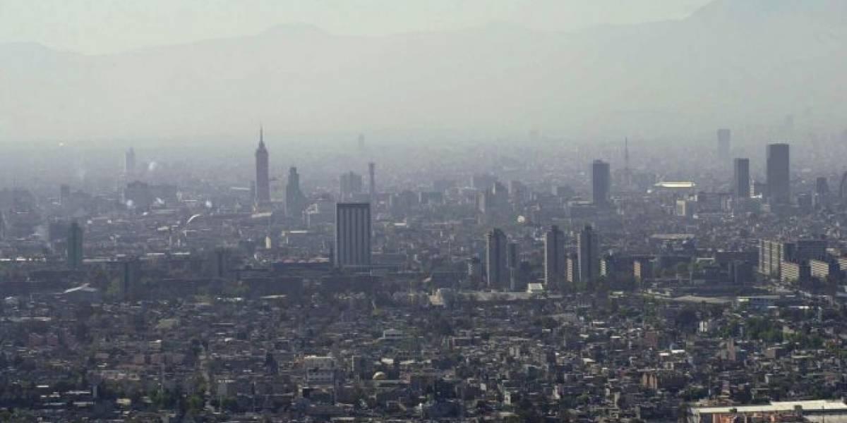 ¿Qué se respira en la Ciudad de México? Esto es lo que hay en el aire