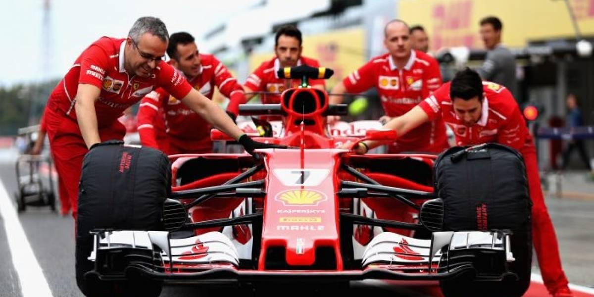 Netflix y la Fórmula 1 negocian un detrás de cámaras para una serie