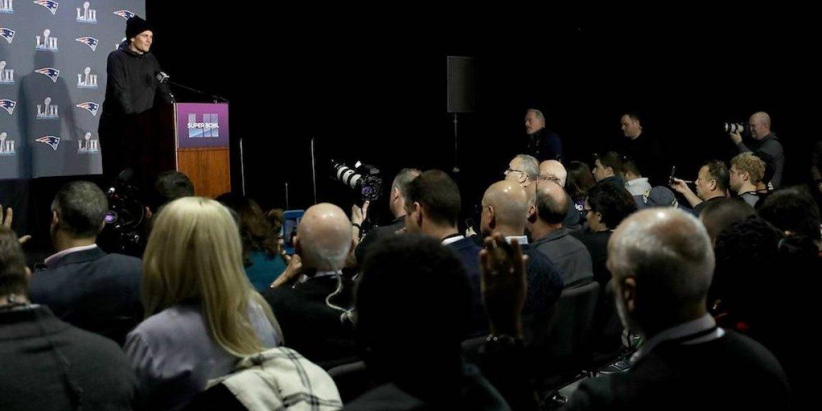 Periodistas que cubre el Super Bowl LII serán controlados con un chip