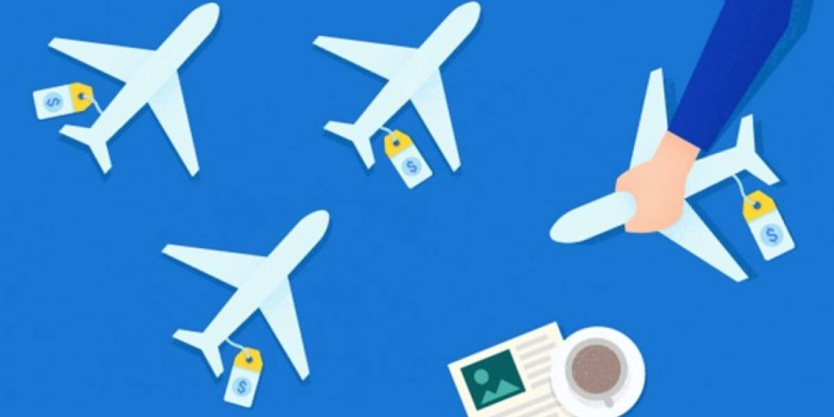 Google Flights podrá predecir si un vuelo se va a atrasar