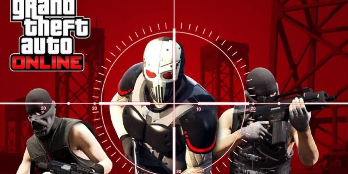 Lanzan nuevo modo adversario y un auto eléctrico para GTA Online