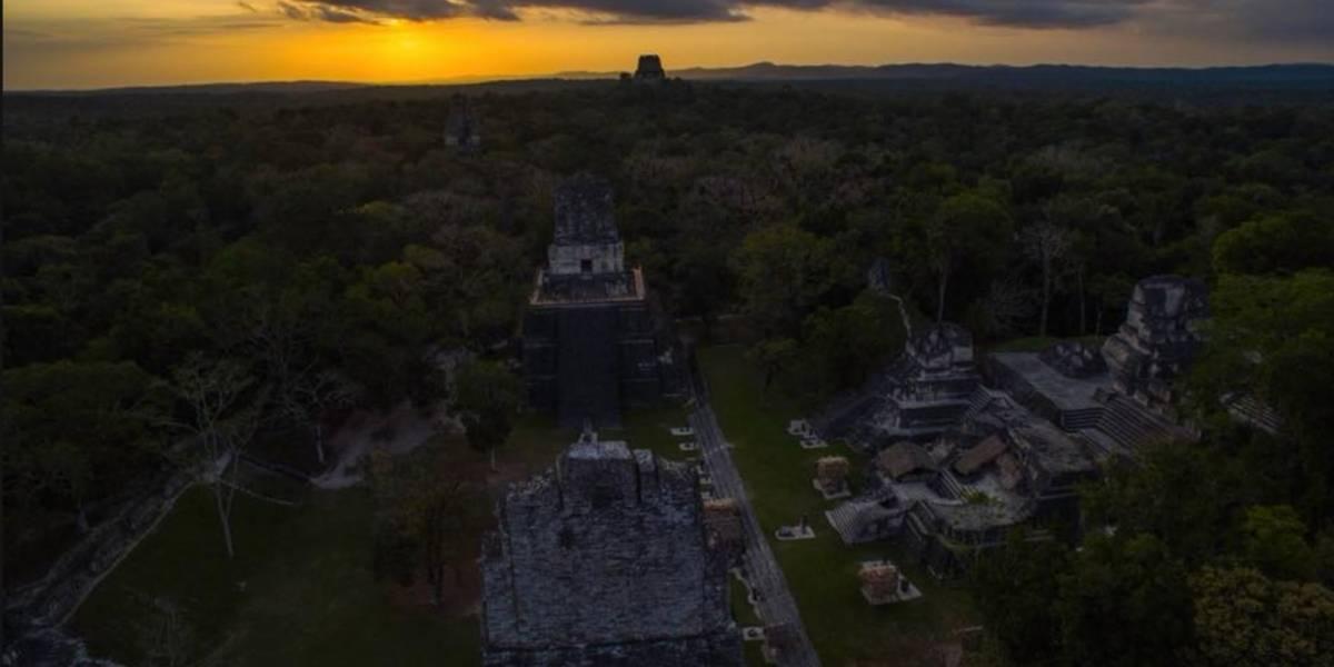 El hallazgo de 60 mil estructuras mayas ocultas en Guatemala